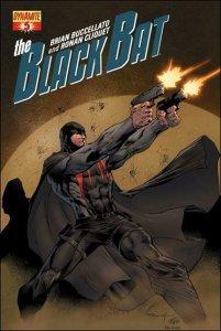Black Bat, The (Dynamite, Vol. 1) #5A FN; Dynamite | save on shipping - details