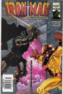 Iron Man: Legacy of Doom #3 (2008)