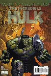 World War Hulk #108
