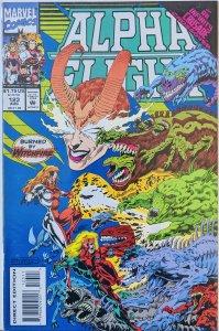 Alpha Flight #123 (1993)