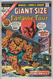Giant-Size Fantastic Four #2 (Aug-74) NM- High-Grade Fantastic Four, Mr. Fant...