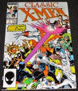Classic X-Men #8 (1987)
