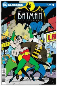 Batman Adventures #4 DC Classics Edition (DC, 2020) NM