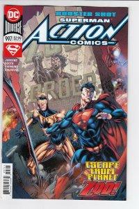 ACTION COMICS (1938 DC) #997