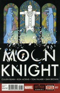 Moon Knight (7th Series) #17 VG; Marvel   low grade comic - we combine shipping