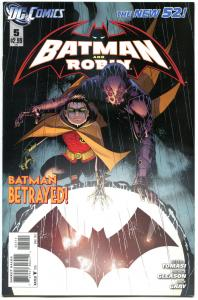 BATMAN and ROBIN #5, VF/NM, Mutineer, 2011, New 52, more HQ in store