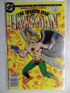 The Shadow War of Hawkman #2 (1985)