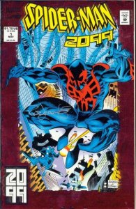Spider-Man 2099 #1 (ungraded) stock photo ID#B-1