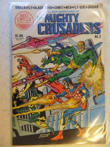 MIGHTY CRUSADERS # 2