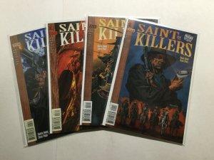 Saint Of Killers 1-4 1 2 3 4 Lot Run Set Near Mint Nm Dc Vertigo
