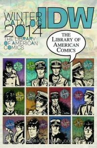 IDW Catalog Winter Special #2014 VF/NM; IDW   save on shipping - details inside