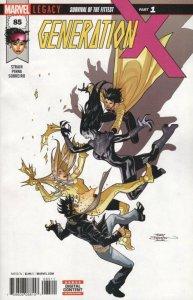 Generation X #85 Comic Book 2018 Legacy - Marvel