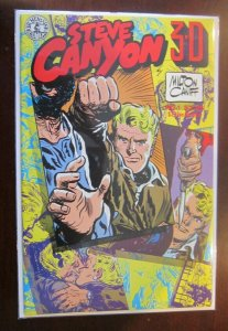 Steve Canyon in 3D #1 9.0 NM (1986)