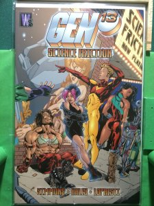 Gen 13 Science Friction