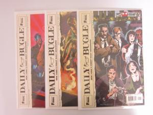 Daily Bugle (1996) #1-3 Set - 8.0 VF - 1996