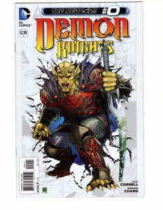 Demon Knights #0 (NM) ID#MBX1