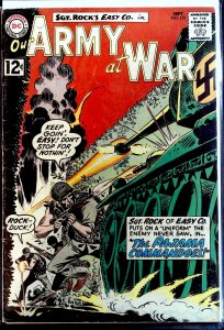Our Army at War #122 (1962)