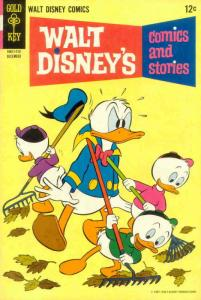 Walt Disney's Comics and Stories #327 VG; Dell | low grade comic - save on shipp