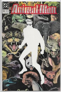 Animal Man   vol. 1   #18 VF