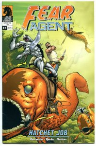 FEAR AGENT Hatchet Job #17 18 19 20 21 , VF/NM Rick Remender 2007 more in store