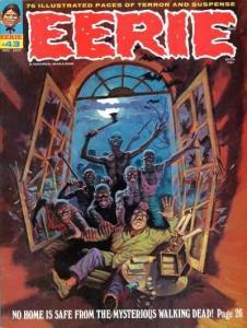 Eerie (1965 series) #43, VF+ (Stock photo)