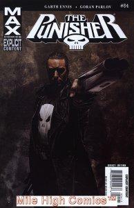 PUNISHER MAX (2004 Series) #54 Near Mint Comics Book