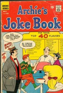 Archie's Joke Book Magazine #100, VG (Stock photo)