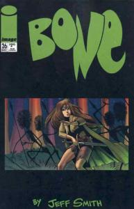 Bone #26 FN; Cartoon Books | save on shipping - details inside