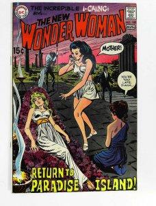 Wonder Woman (1942 series) #183, Fine+ (Actual scan)