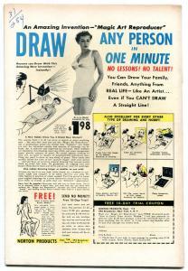 BLACKHAWK #175 1962-DC COMICS-TRANSFERRING BRAINS FN-