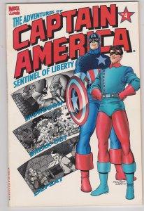 Adventures of Captain America #4