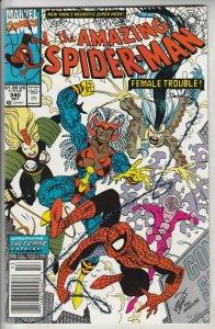 Amazing Spider-Man #340 (Nov-00) NM+ Super-High-Grade Spider-Man