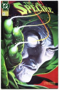 SPECTRE #5 6 7 8, V3, NM-, Mandrake, #8 is Glow in dark cv, 1992, more in store