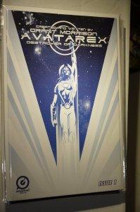 Avatarex: Destroyer of Darkness (SG) #1 (2017)