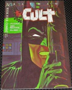 Batman: The Cult #4 (1988)