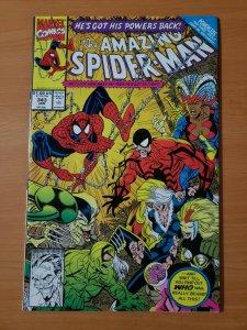 Amazing Spider-Man #343 Direct Market Edition ~ NEAR MINT NM ~ 1991 Marvel