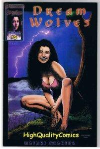 DREAM WOLVES #5, NM+, Daniel Presedo, Horror, 1994, more indies in store