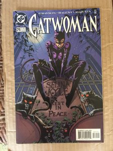 Catwoman #71 (1999)