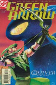 Green Arrow (2nd Series) #3 VF/NM; DC | save on shipping - details inside