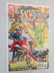 Supergirl Prysm Double-Shot #1 8.0 VF (1998)