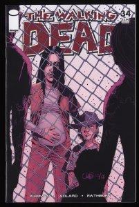 Walking Dead #34 NM 9.4