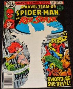 Marvel Team-Up #79 (1979)