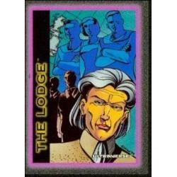 1993 Skybox Ultraverse: Series 1 THE LODGE #93