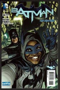 Batman #34 New 52 (Oct 2014, DC) 0 8.0 VF