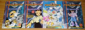 Medabots part 3 #1-4 VF/NM complete series - viz comics - horumarin manga 2 set