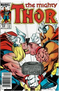 Thor #338, 9.0 or Better, 2nd Beta Ray Bill (1)