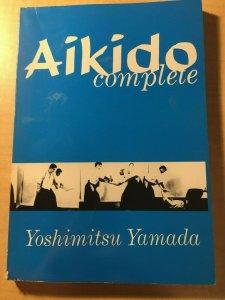 Aikido Complete Yoshimistu Yamada Citadel Japanese Martial Arts Book MFT2