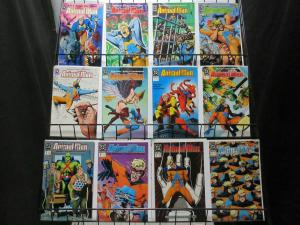 ANIMAL MAN 1-89, Annual 1  The Complete Series! CLASSIC