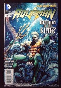 Aquaman #18 (2013)
