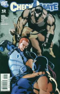 Checkmate (2nd Series) #12 VF/NM; DC | save on shipping - details inside